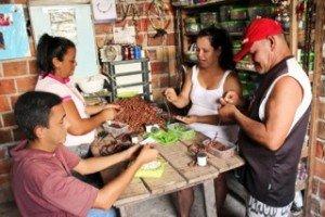 artisans d'Amazonie