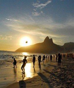 Ballon soleil - Photo de Cécile Hournau