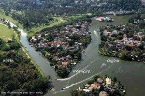 Ivan Lima habite sur l'Ilha de Gigoia proche de Rio de Janeiro