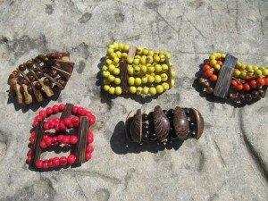 bracelets d'Amazonie