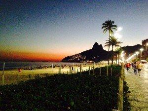Rio de Janeiro - Ipanema - Photo de Lucia Danon août 2014
