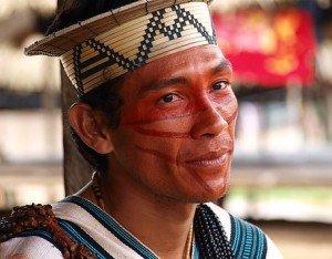 Benki Pyiako, Leader du peuple indien Ashaninka
