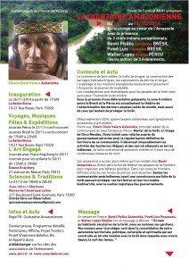 Quinzaine Amazonienne
