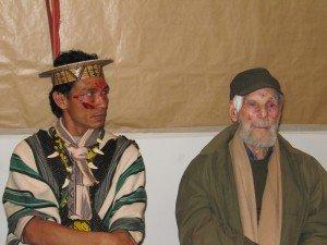 Benki Piyâko et Frans Krajcberg