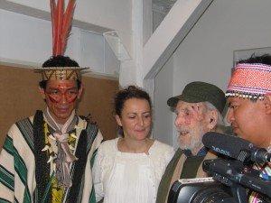 Benki Piyâko, Julie Binet, Frans Krajcberg