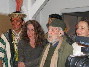 Benki Piyâko, Akiri, Frans Krajcberg, Julie Binet